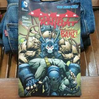 Batman the Dark Knight - The Rise of Bane!