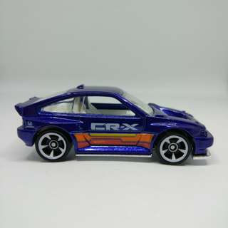 Hot Wheels Honda CR-X