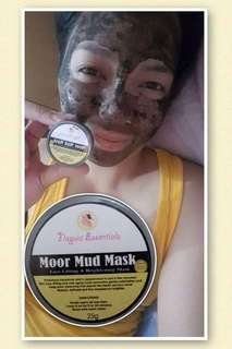 Moor mud mask
