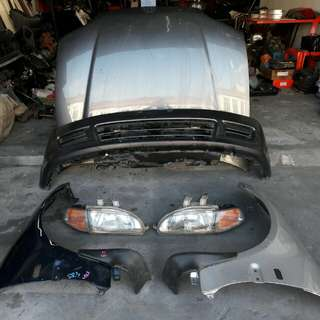 Honda Civic EG6 SR3 Front and Rear bodypart