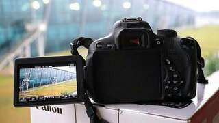 Canon 700D Bisa Di Cicil Tanpa Kartu Kredit