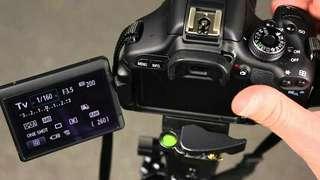 Canon 600D Bisa DibCicil