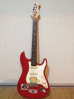 Aria Electric Guitar