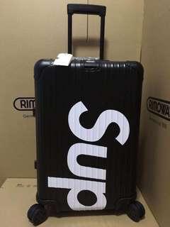 Supreme行李箱