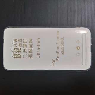 全新 華碩 Zenfone 2 Laser ZE550KL 透明手機套