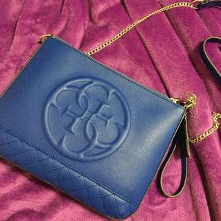 Guess Korry Mini Leather Body Bag