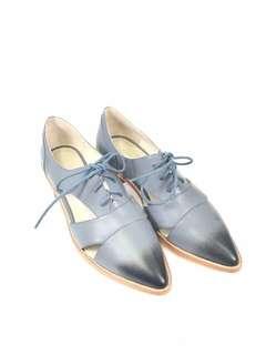 ❣️❣️春天到喇!快點買對來自Haminae Japan 的初春新鞋襯下啲靚衫啦!😍😍尖頭平底鞋 Shoes for women teens OL #2bdaysale