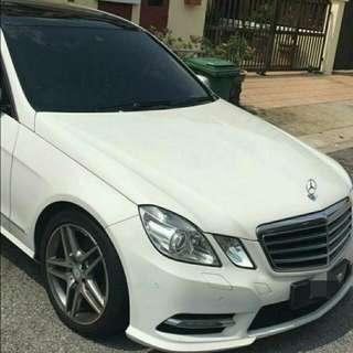 Mercedes Benz E300 2012 Fullspec V6