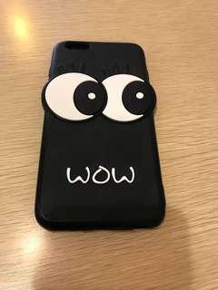 Iphone 6plus大眼睛手機殼