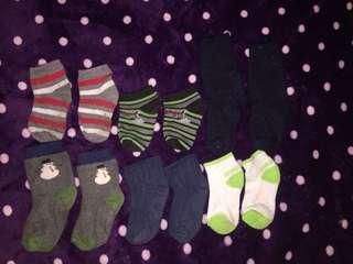 Boys Sock set of 7 pairs