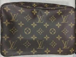 Louis Vuitton monogram pouch bag