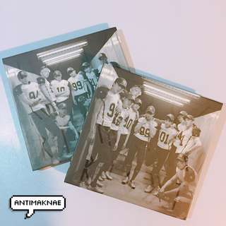EXO LOVE ME RIGHT ALBUM