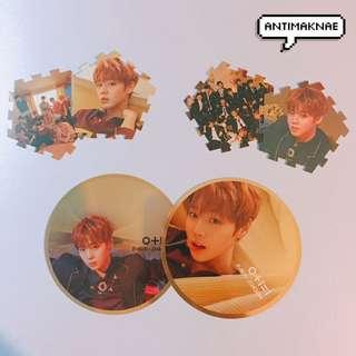 Jihoon Tazo & Mirror Card