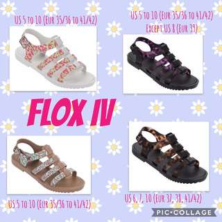 [TO PREORDER] Flox IV Sandals