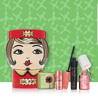 Benefit Cosmetics Girl Pop! Limited Edition Makeup Set