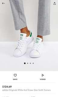 AUTHENTIC Adidas Originals Stan Smith