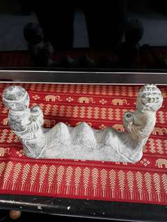 Old Stone carving Statues