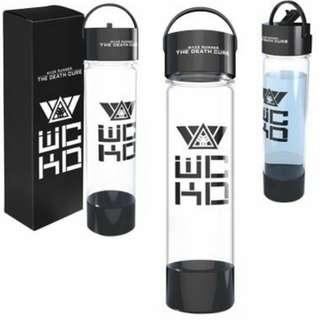 [Brand New] Maze Runner WCKD Water Bottle