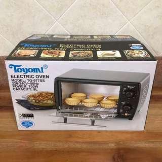 TOYOMI Oven (Free  Mixer)