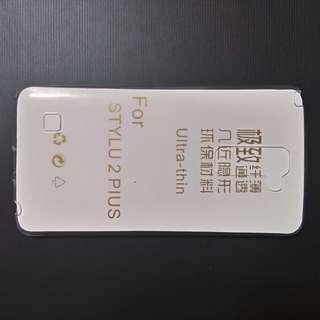 全新 LG Stylus 2 plus 透明手機套