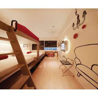 【Free Concert Tickets】Genting Theme Park Hotel 2 nights stay