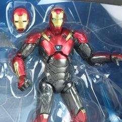 徵 Marvel legends ironman Mk47 連頭罩