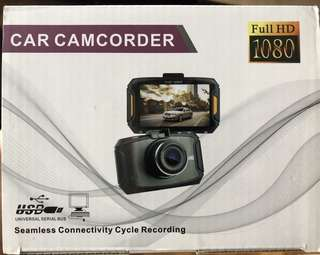 Car cam recorder (BNIB)