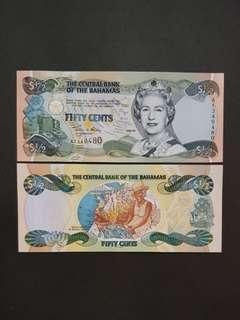 Bahamas 1/2 Dollar 🇧🇸 !!!