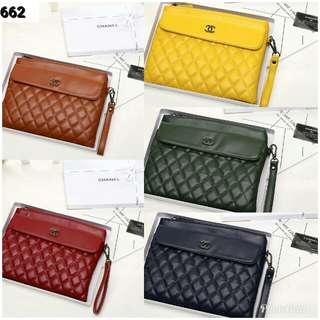 CHANEL Handbag With Box 662*
