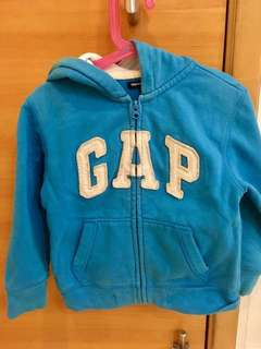 Original blue GAP boy's jacket (4-5 years)