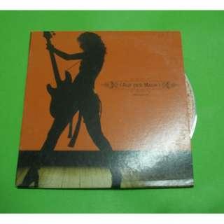 CD MELISSA AUF DER MAUR: AUF DER MAUR ALBUM (2004) (PROMO) SMASHING PUMPKINS HOLE