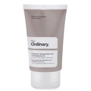 THE ORDINARY 維他命C Vitamin C Suspension 23% + HA Spheres 2%