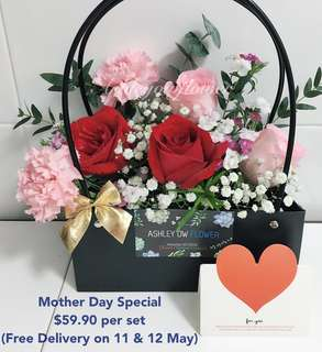 Mother Day Flowers