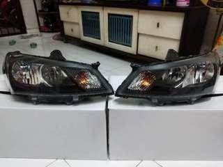 Saga FLX Original Head Lamp(L+R)