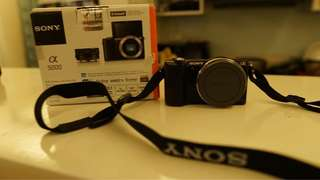 Sony a5000 *body only*