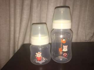 New Sets of Baby Bottles