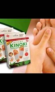 KINOKI Foot Detox Pad