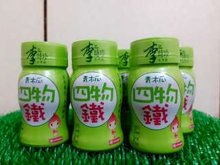 李時真青木瓜物飲【7瓶】
