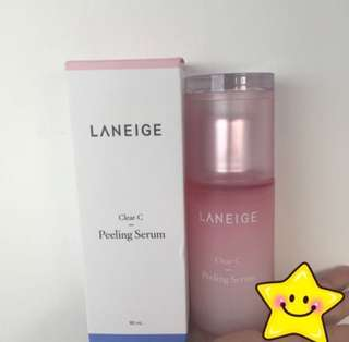 laneige peeling serum (share in bottol)