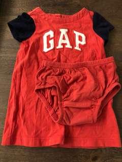 Gap Dress 6-12 months