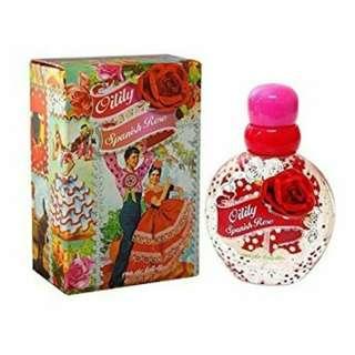 *NEW*全新Oilily Spanish Rose(花果香/女性香水/50ml)
