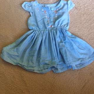 Boho type dress