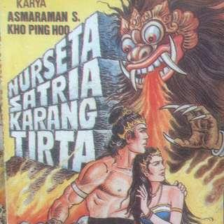 Cerita Silat Karya S Kho Ping Hoo 1991