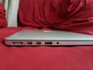 Macbook pro 13' 2013