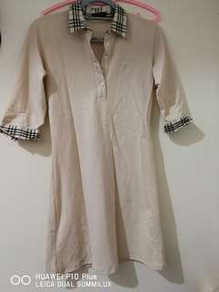 burbery dress