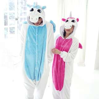 Unicorn Onesie for Adults and Kids