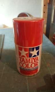 Tamiya Polycarbonate Red (New)