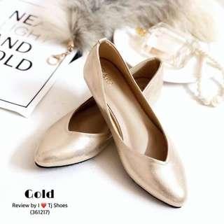 Style zara flat shoes