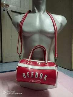 Sling Bag Dufle Mini Vtg Reebok