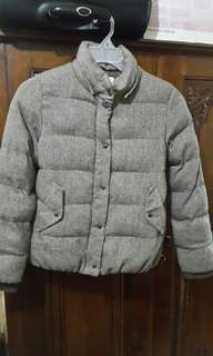 Jacket LETTER BACK NUMBER